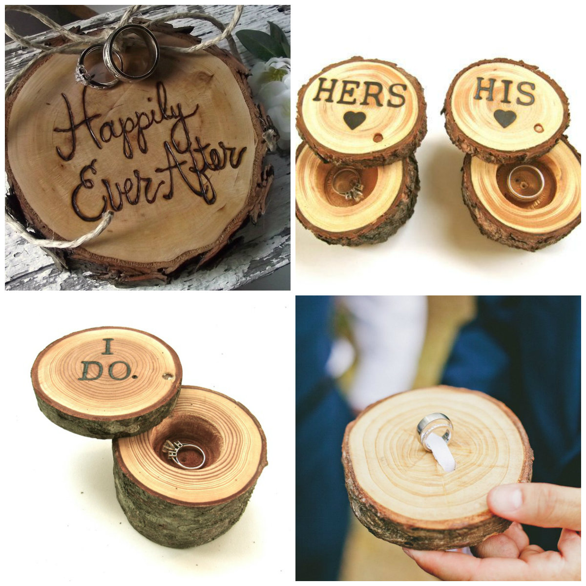 Wood wedding weddinglam matrimoni eventi for Idee di casa di tronchi