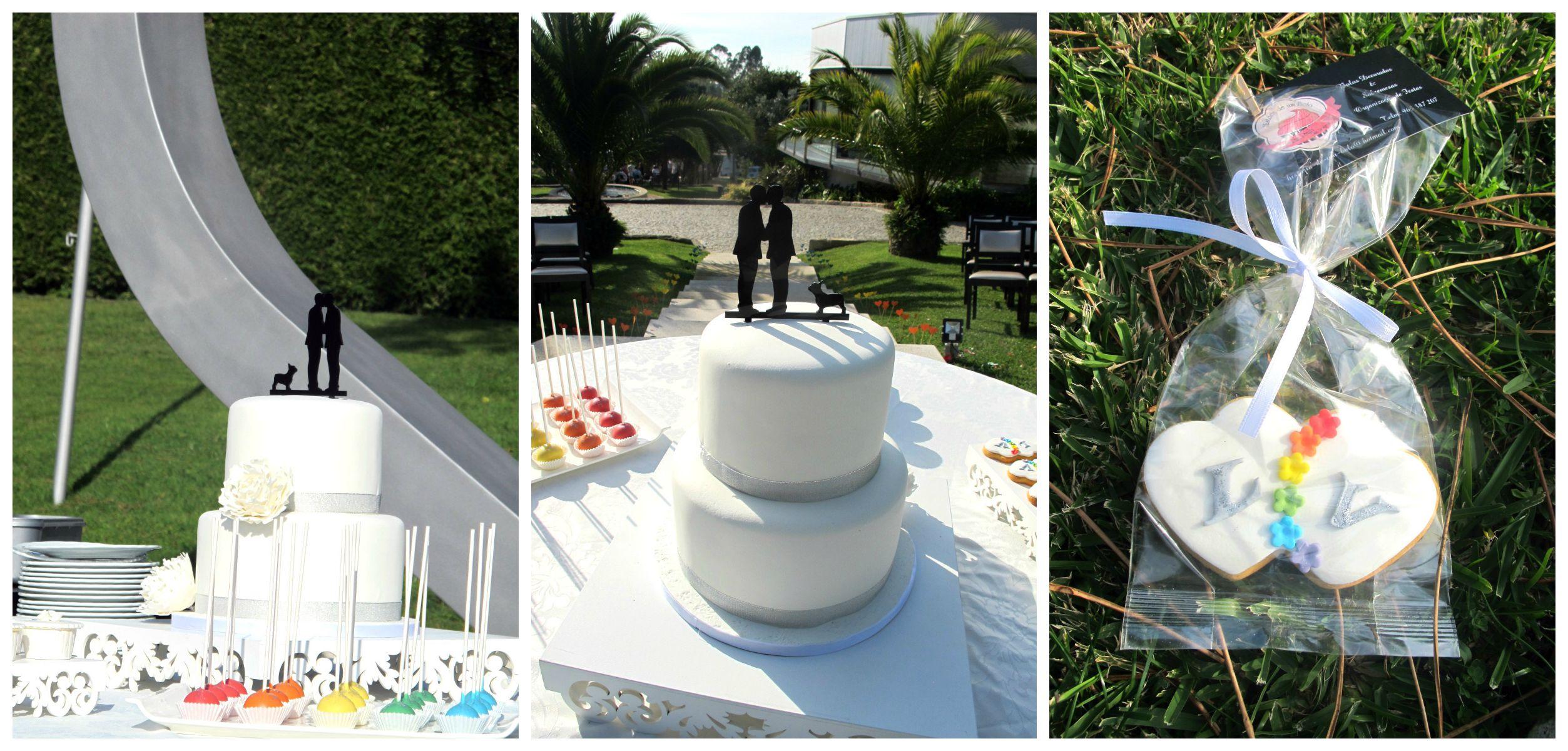 Cake Topper gay