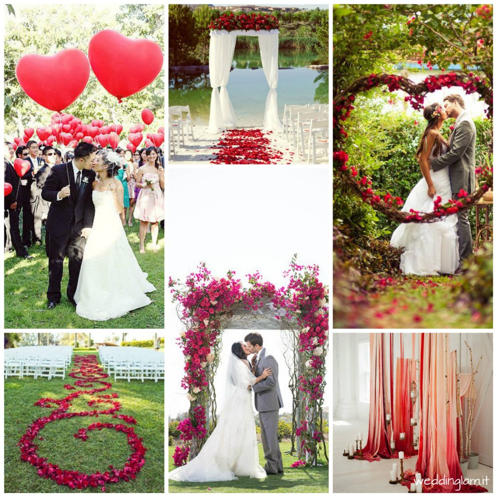 wedding ceremony st valentin