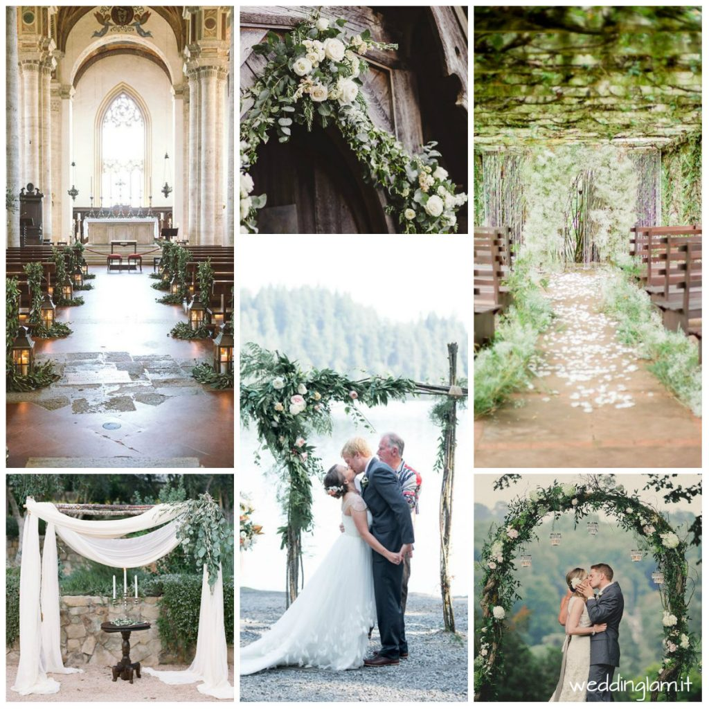 TUSCAN ULIVE WEDDING CEREMONY