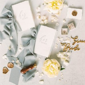 calligraphy stationery